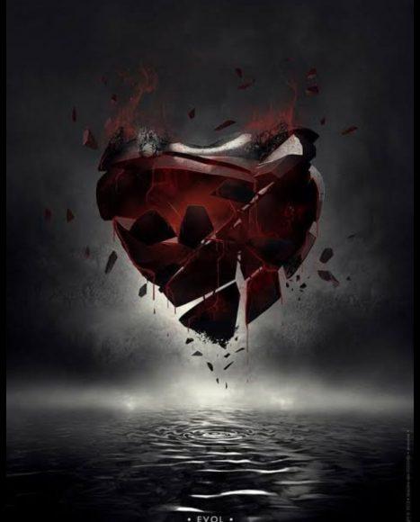 hình ảnh trái tim buồn nhất