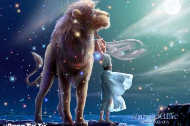 hình ảnh, ý nghĩa cung sư tử