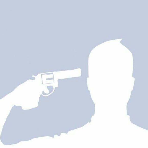 Hình Avatar Trắng chĩa súng vào đầu