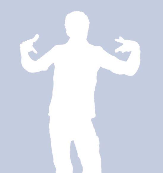 Hình Avatar Trắng cho nam nhí nhảnh
