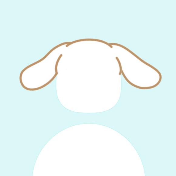 Hình Avatar Trắng hình con cún