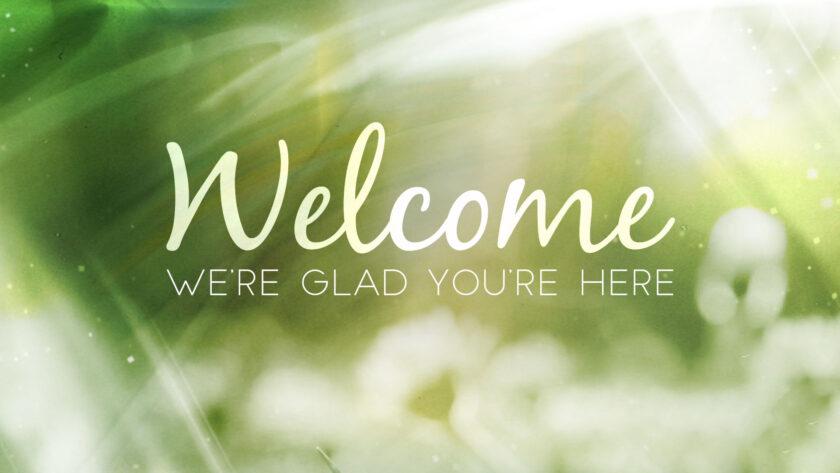 hình nền background chào mừng mở đầu