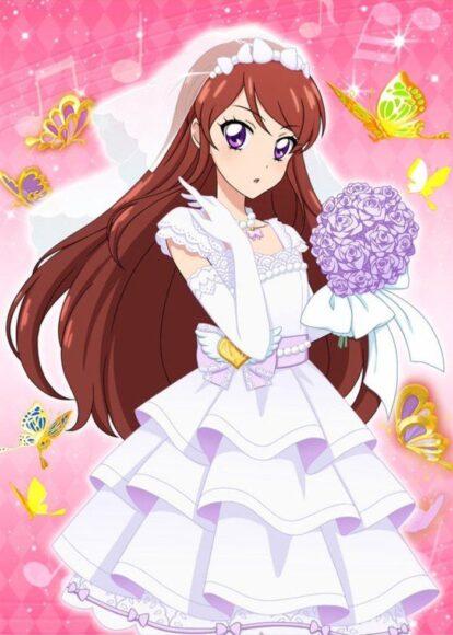 hình nền công chúa váy trắng