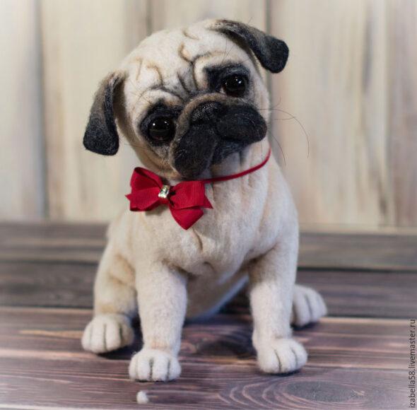 hình nền ipad đẹp về chú chó dễ thương