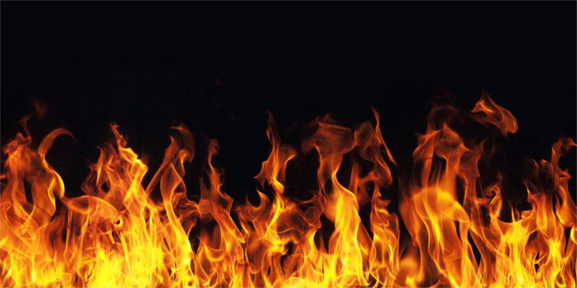 hình nền lửa dành cho máy tính