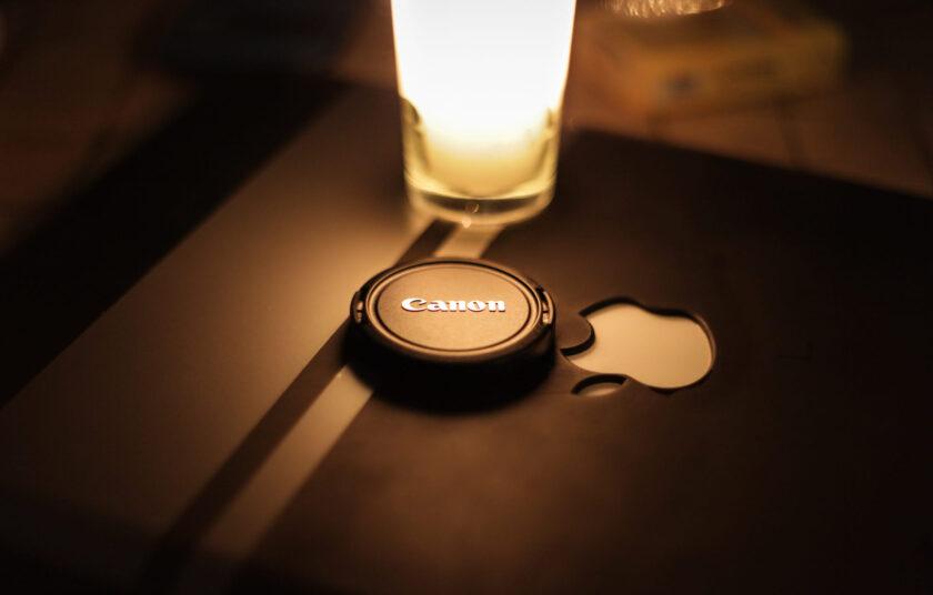 hình nền macbook nút canon