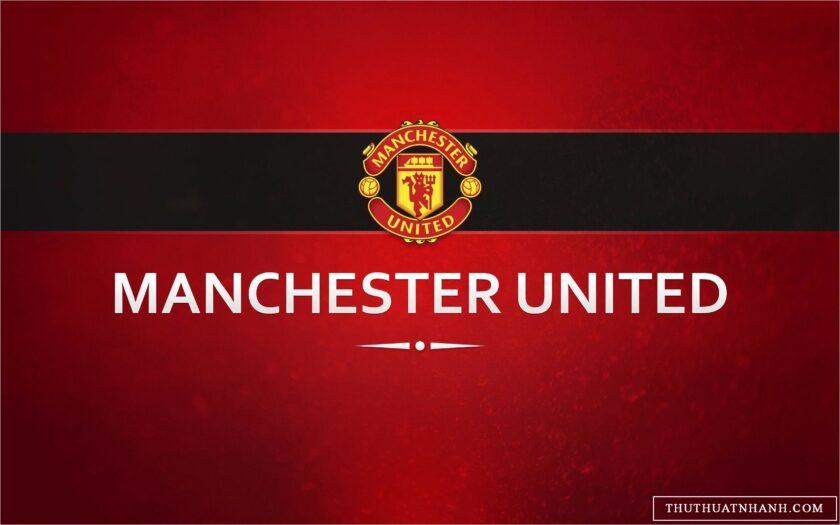 hình nền manchester united