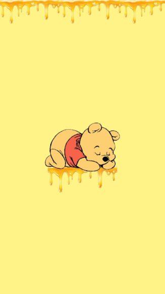 hình nền màu vàng đẹp cute