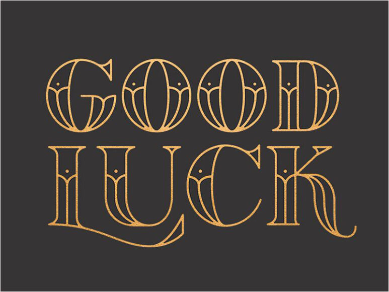 hình nền may mắn câu chúc good luck