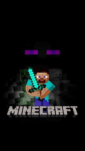 hình nền minecraft full HD