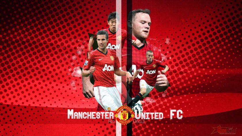hình nền những con quỷ đỏ manchester united