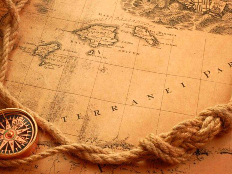 hình nền powerpoint chủ đề lịch sử các lục địa