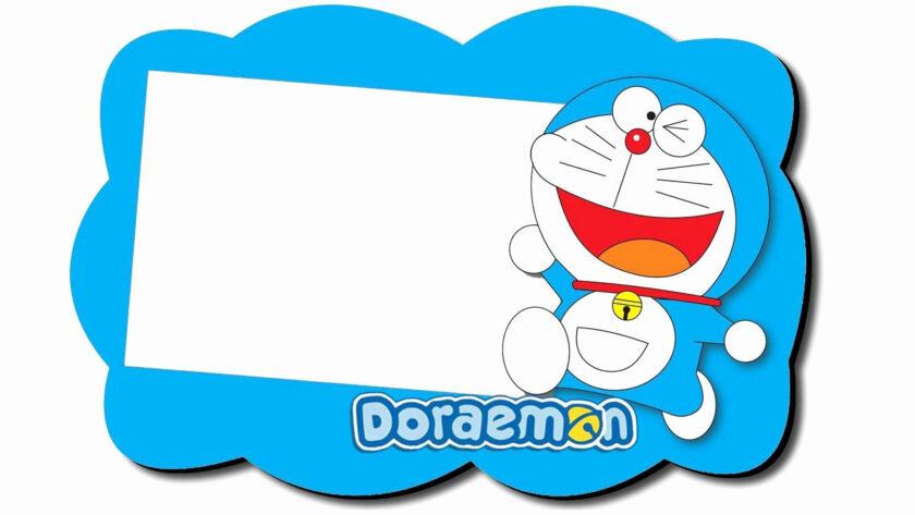 hình nền powerpoint doremon dễ thương
