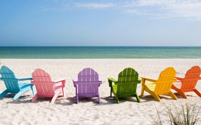 hình nền win 10 đẹp về bãi biển