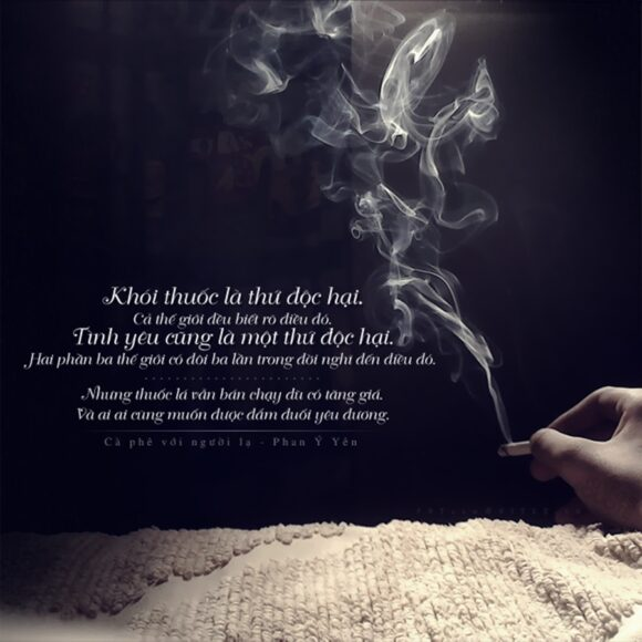 quotes buồn chất về làn khói