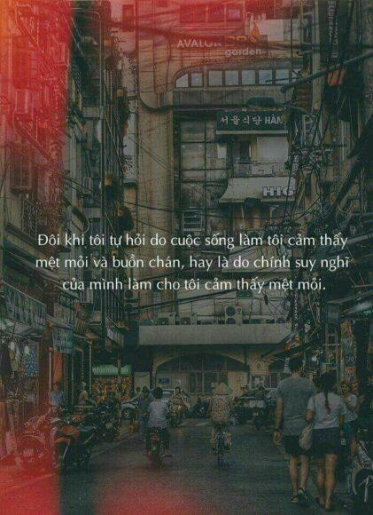 quotes buồn mệt mỏi