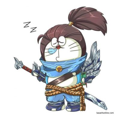 tải ảnh avatar doremon