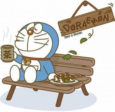tải avatar doremon cực dễ thương