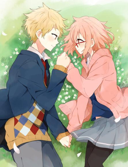 Hình ảnh anime đôi dẽ thương cute nhất