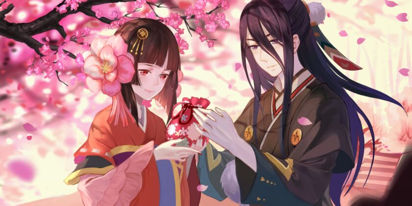 Hình ảnh anime đôi dễ thương nhất