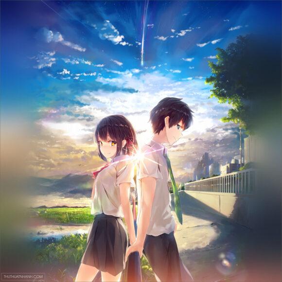 hình ảnh anime đôi đẹp