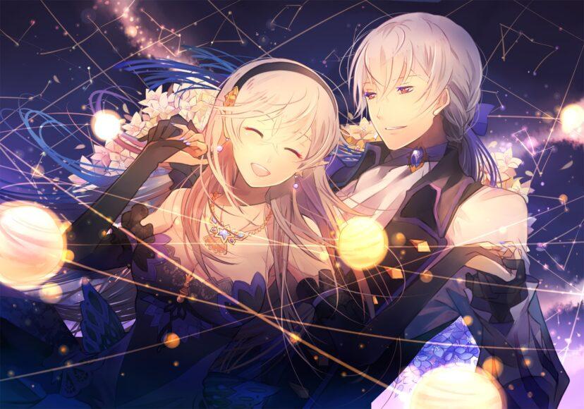 Hình ảnh anime đôi đẹp bí ẩn nhất