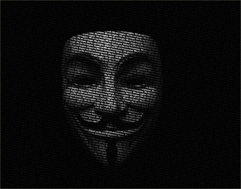 hình ảnh avatar mặt nạ hacker cực ngầu