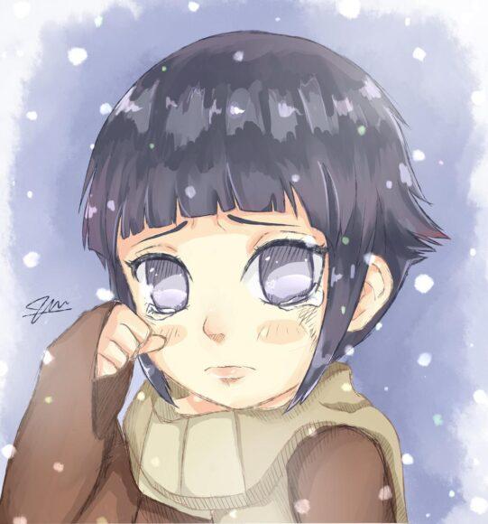 Hình ảnh Hinata đẹp đáng yêu