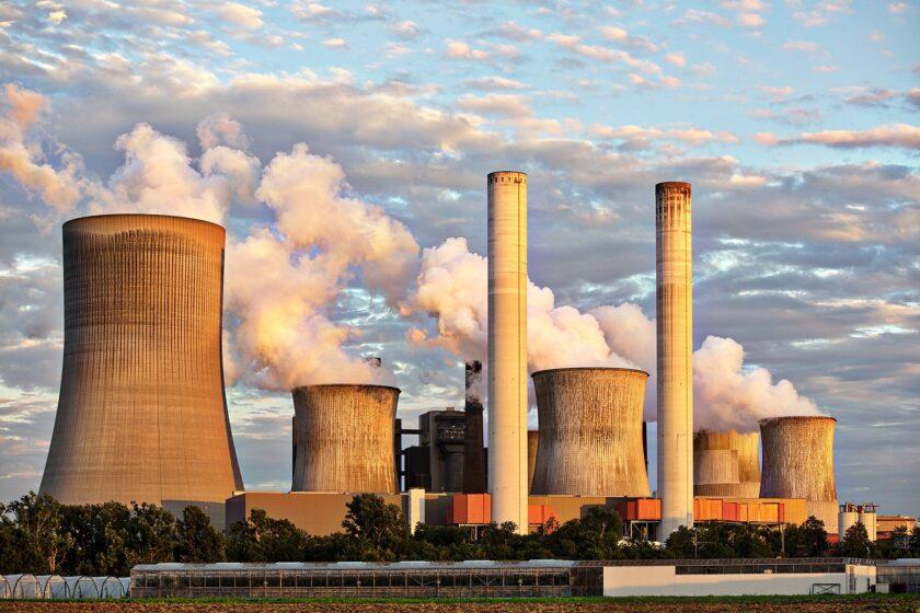 Hình ảnh khói bụi ô nhiễm