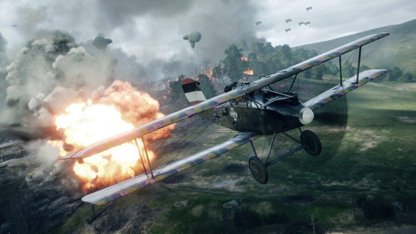 Hình ảnh máy bay chiến đấu trong thế chiến thứ hai