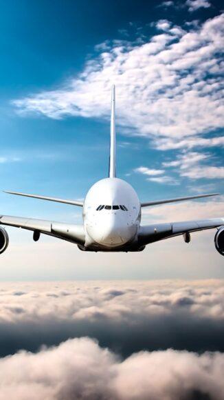 Hình ảnh máy bay chở khách boeing