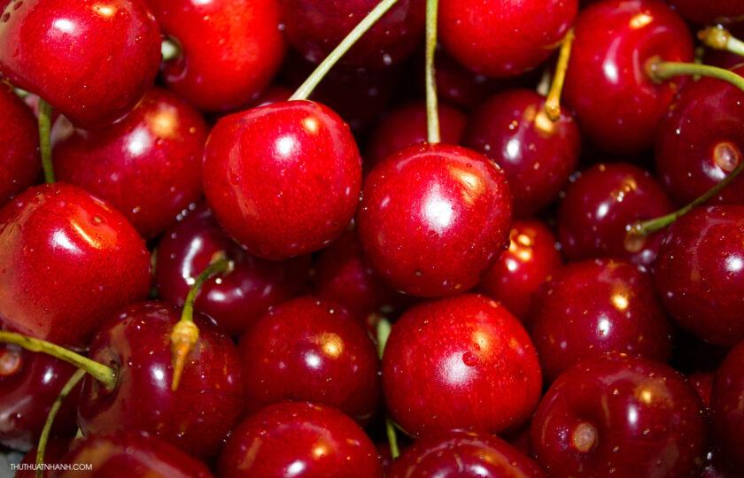 hình ảnh quả cherry