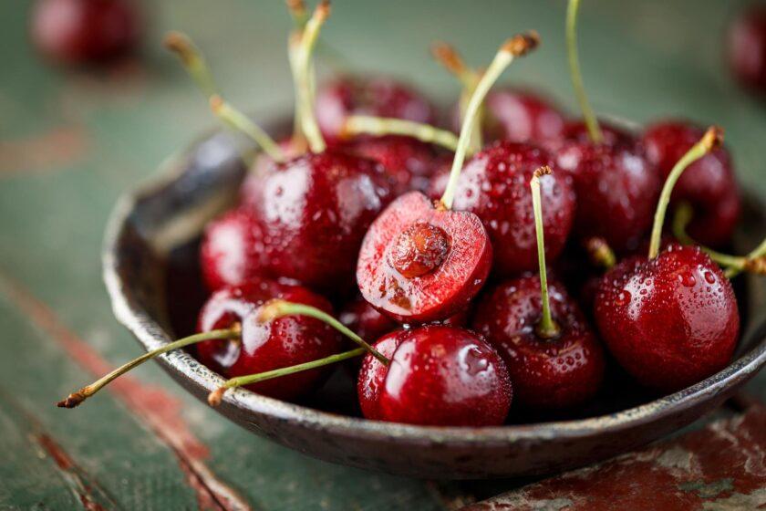 Hình ảnh quả cherry tươi