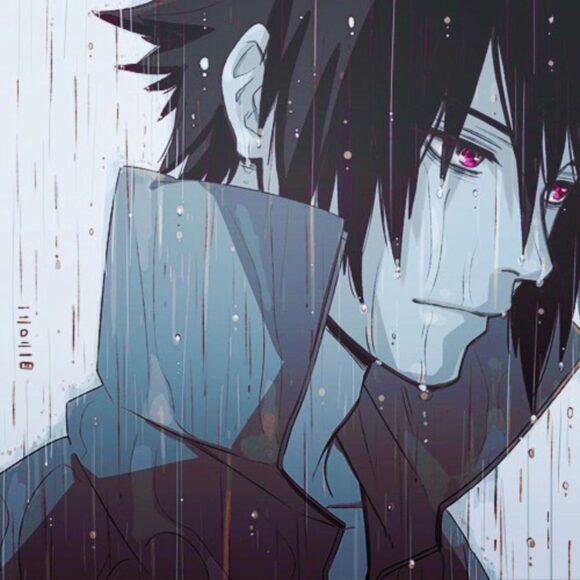 Hình ảnh Sasuke buồn nhất