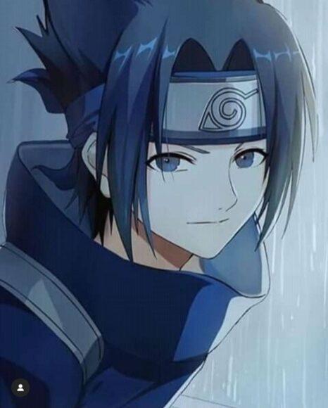 Hình ảnh Sasuke cute đáng yêu nhất