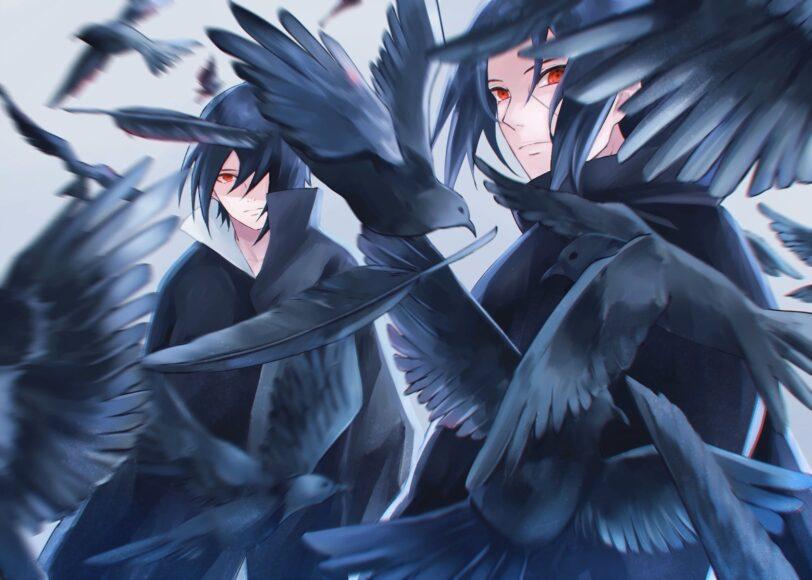 Hình ảnh Sasuke đẹp và cool ngầu nhất