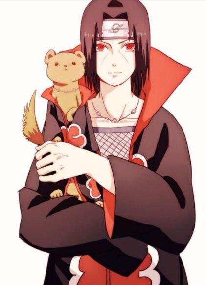 Hình ảnh Sasuke hiền nhất