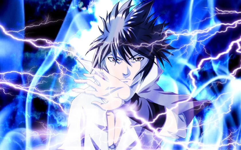 Hình ảnh Sasuke làm hình nền desktop