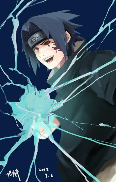 Hình ảnh Sasuke ngầu cool nhất
