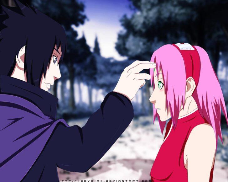Hình ảnh sasuke và sakura