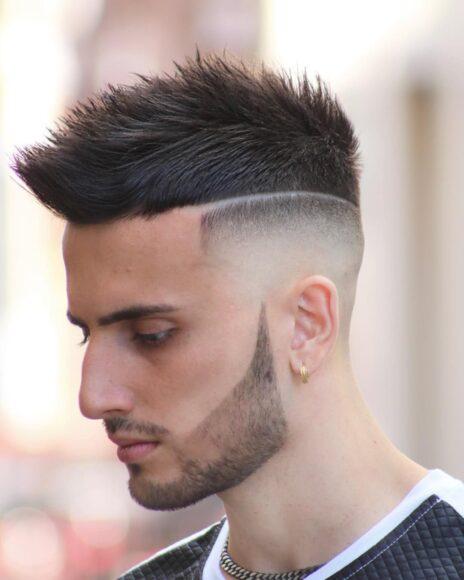 hình ảnh tóc nam undercut