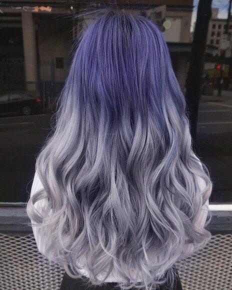 hình ảnh tóc omber