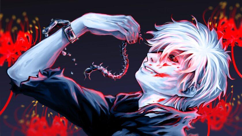 Hình ảnh Tokyo Ghoul phong cách cá tính
