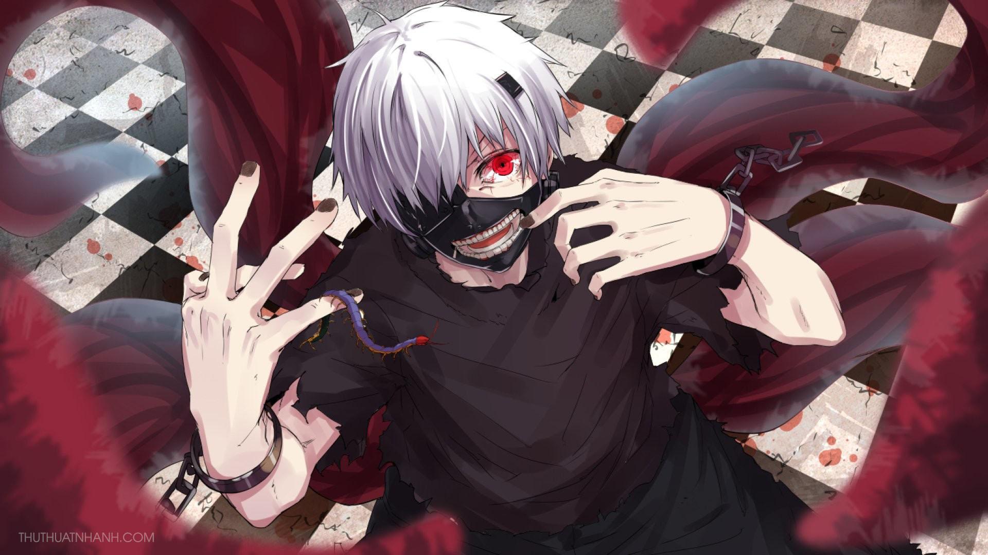 hình ảnh Tokyo Ghoul
