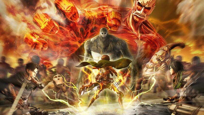 hình nền anime Attack On Titan