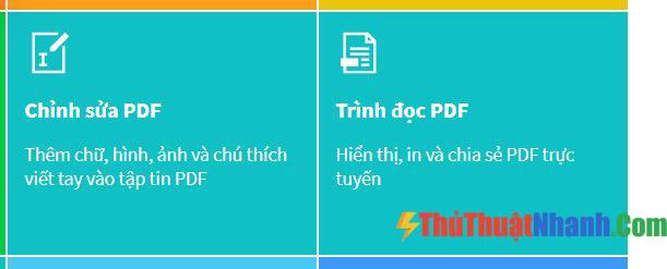 Cách chỉnh sửa file PDF bằng SmallPDF