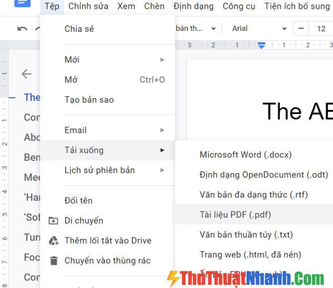 Cách chỉnh sửa PDF 6