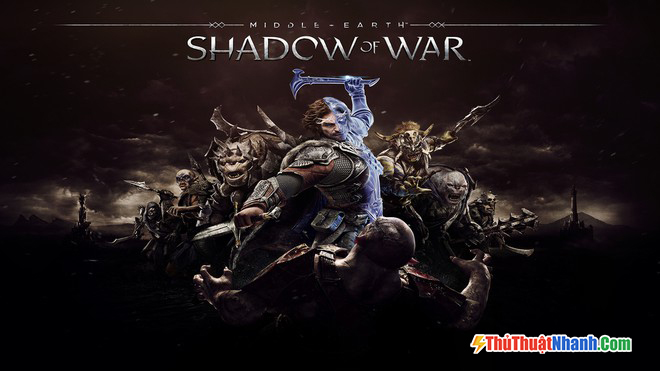 Game nhập vai PC Middle-Earth Shadow of War