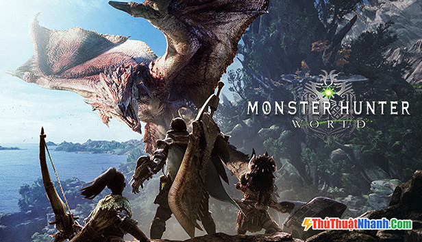 Game nhập vai PC Monster Hunter World