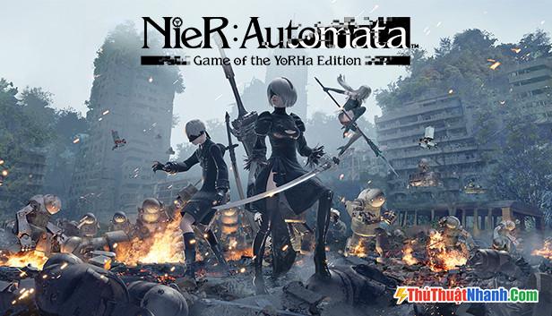 Game nhập vai PC NieR - Automata